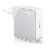 300Mbps Wireless N Nano Router (TP-Link TL-WR810N)