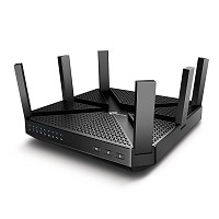 4000Mbps Wireless Gigabit Router Tri-band AC4000, MU-MIMO (TP-Link Archer C4000)